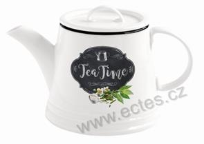 Kitchen basic tea konvice 0,9l