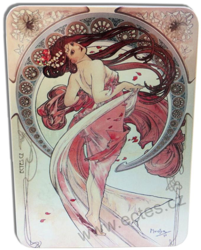 A. Mucha: The Arts - Dance PL726