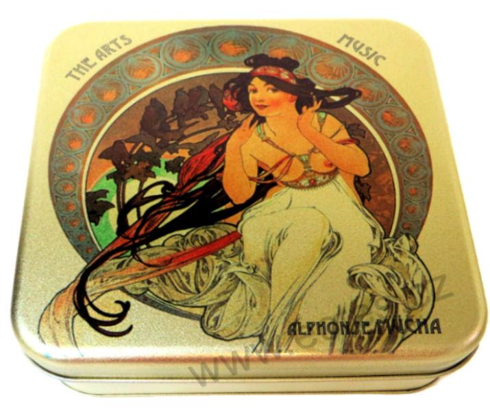 A. Mucha: The Arts - Music 7414/40
