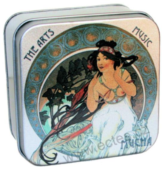 A. Mucha: The Arts - Music 7418/40