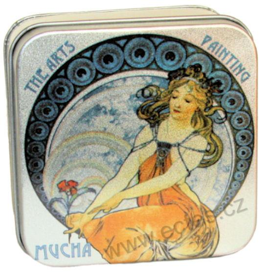 A. Mucha: The Arts - Painting 7418/40