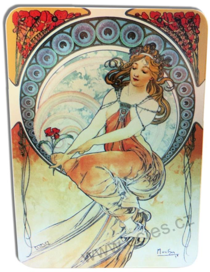 A. Mucha: The Arts - Painting PL726