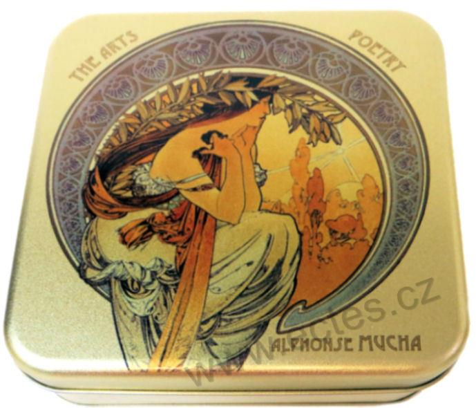 A. Mucha: The Arts - Poetry 7414/40