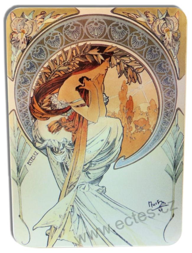 A. Mucha: The Arts - Poetry PL726