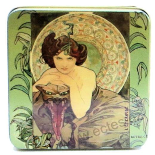 A. Mucha: The Stones - Emerald 7418/40