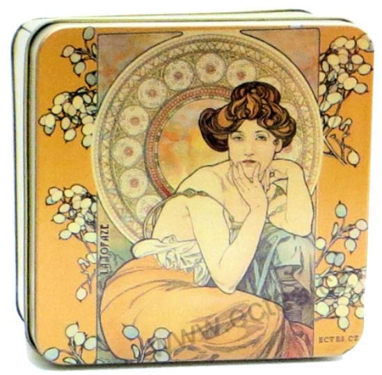 A. Mucha: The Stones - Topaz 7418/40